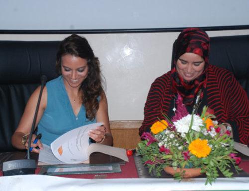 Signature de la convention de partenariat pour les Malades Atteints de Leucémie
